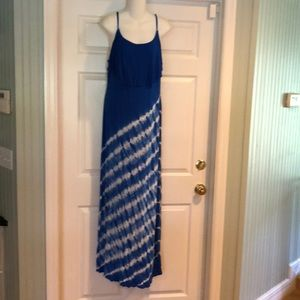 NWT INC maxi dress